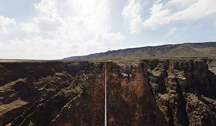 tight-rope-grand-canyon