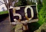 50-road-marker
