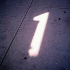 1 on street